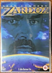 Zardoz DVD 1973 Cult Sci-Fi Fantasy Film Movie Classic with Sean Connery