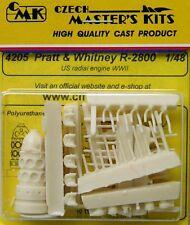 CMK 1/48 PRATT & WHITNEY R-2800 RADIALE MOTORE #4205