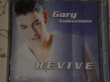GARY Valenciano Gary V REVIVE OPM CD VG