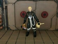 LOOSE STAR WARS THE 30th ANNIVERSARY REBEL A-WING PILOT TYCHO CELCHU