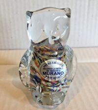 Sculpture Contemporary Original Italian Art Glass