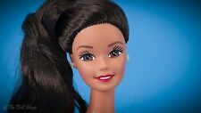 Barbie Filipina Black Hair Brown Eyes Red Lips Ethnic Philippines Mint Nude OOAK