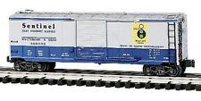 K-Line K761-1091 Full O SCALE Sentinel B&O Boxcar, Fully Sprung Trucks