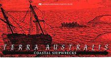1985 Coastal Shipwrecks Set Of 4 Stamp Pack, Unopened, Mint Condition