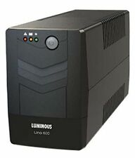 LUMINOUS UNO 600VA UPS for Desktop with Bill & 2 Years Warranty