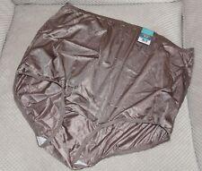 NIX C - Silky WALNUT nylon ladies knickers/panties, BNWT, Vanity Fair, US 9