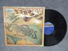 33 RPM LP Record Commodores Natural High 1978 Mowtown Record Corp. M7-902R1