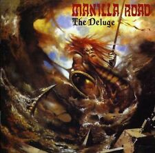 MANILLA ROAD - THE DELUGE - CD NEW SEALED 2015 DIGIPACK
