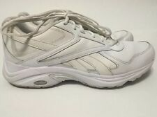 Reebok Mens White Ultra V Dmx Max Lace Up Walking Shoes Size 12M