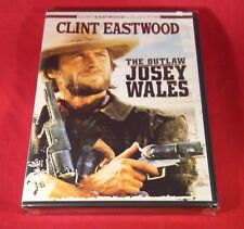 The Outlaw Josey Wales (DVD, Clint Eastwood, Brand New)