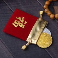Rat Year Gold Plated Souvenir Coin Zodiac Collection Coin With Gift Bag ME