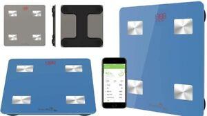 EnerPlex Fit 2020 Model Bluetooth Body Fat Scale, Weight Scales Digital Smart