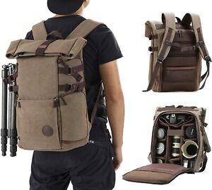 Finnkare Large Digital Camera Waterproof Backpack DSLR SLR Photography Bag DEAL!