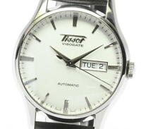 TISSOT T019430B Day date Silver Dial Automatic Men's Watch_605386