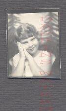 Vintage Photo Cute Girl in Photobooth 703830