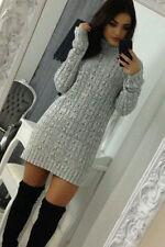 Acrylic Machine Washable Casual Dresses Bodycon Dress