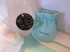 Tiffany & Co. Notes Onyx Pendant/ Necklace Large