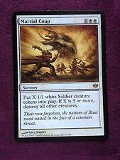 Martial Coup  Conflux   VO   -  MTG Magic (EX)