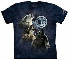 The Mountain Wolf Short Sleeve T-Shirts for Men