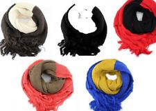 Markenlose Damen-Strickschals aus Polyester