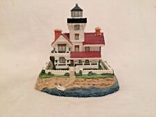 Harbour Lights 501 Point Fermin, Ca Lighthouse Model Society Exclusive. Box