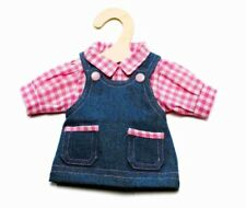 Puppenkleidung Handarbeit Neu Einfach Und Leicht Zu Handhaben Babypuppen & Zubehör