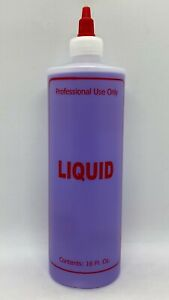 Acrylic Liquid Monomer 16oz