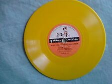 Disneyland Theme Song Record & When You Wish Upon A Star Golden Record