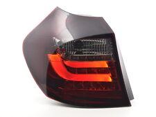 Led Rückleuchten BMW 1er E87/E81 3/5-trg. Bj. 07-11 rot/schwarz Led Rückleuchten
