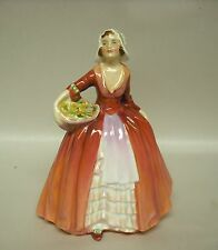 Vintage Royal Doulton Janet, hand numbered 1537 F.S. Made in England VGC