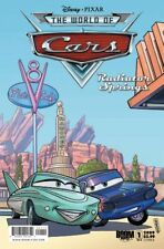 CARS - RADIATOR SPRINGS #1 COVER B BOOM! STUDIOS 2009