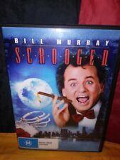 Scrooged (DVD, 2003)