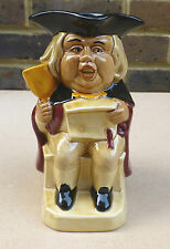 WOODS & SONS Town Crier Toby Jug