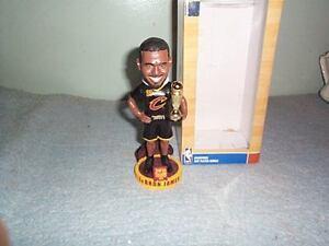 Lebron James 2016 Cleveland Cavaliers Champions MVP Bobblehead Mint In Mint Box