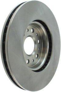 Disc Brake Rotor-C-TEK Standard Front Centric 121.66076