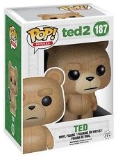 Funko POP Ted 2 with Remote Figure Vinyl Figure #187 Brand New Packaged Unopen