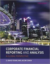 Corporate Financial Reporting And Analysis 3Rd Ed International Edition