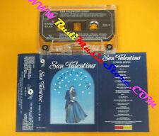 MC COMPILATION SAN VALENTINO 1993 Ita DISCOMAGIC Prince  no cd lp vhs
