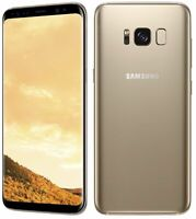 New Samsung Galaxy S8+ Plus G955U 64GB Verizon T-Mobile Unlocked Smartphone Blue