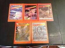 Lote 5 Revistas Pulp Magazine Año 2000