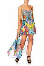 CAMILLA FRANKS SHOW GIRL SHOWGIRL MINI DRESS WITH LONG OVERLAY