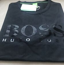 Hugo Boss BOSS T-shirt Top size Large Men's BNWT Black NEW