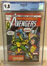 AVENGERS #135 2004 CGC 9.8 REPRINTS AVENGERS 135(5/75) INCLUDED WITH VISION FIG