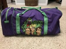 The Real Ghostbusters Vintage Duffel Bag 1986
