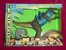 Rare Vintage Huge Remote Control Fast-Attack Godzilla Film 1998 Walking Roaring