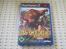 Cabela´s Dangerous Hunts für Playstation 2 PS2 PS 2 *OVP*