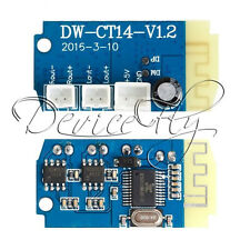 Dual Plate 3W Amplifier Board DIY Bluetooth Speaker Modification Module 3.7-5V