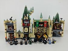 Harry Potter LEGO 4842 4867 Hogwarts Castle Set (2010) Minifigures & Accessories