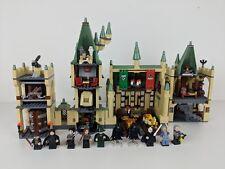 Lego Harry Potter 4842 4867 Castillo de Hogwarts Set (2010) Minifiguras Y Accesorios