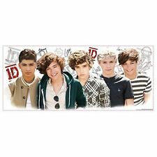 Young One Direction Peel & Stick Wall Decal Louis, Harry, Zayn, Liam,and Niall